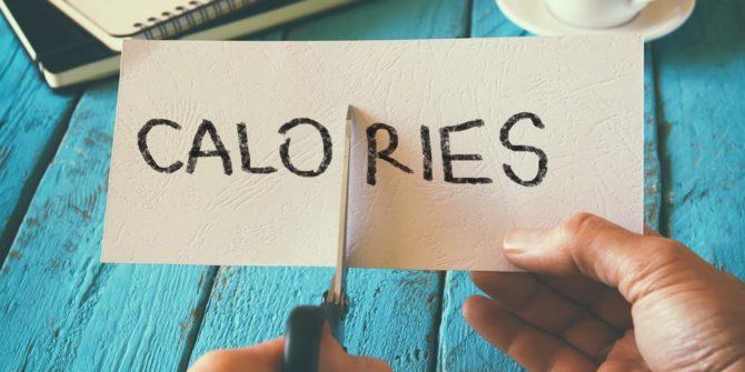 couper les calories