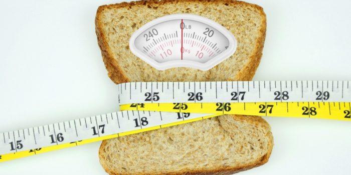 pain sur un régime amaigrissant