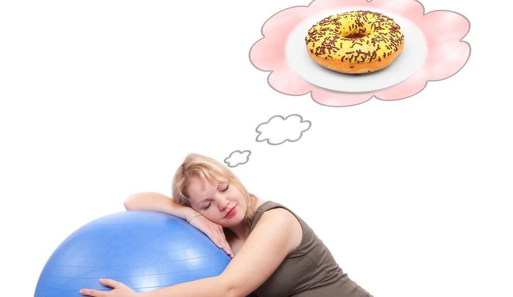 femme qui rêve de sucre
