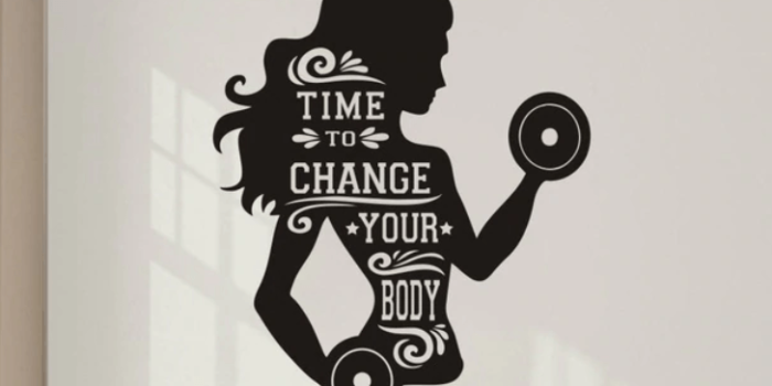 time to change your body