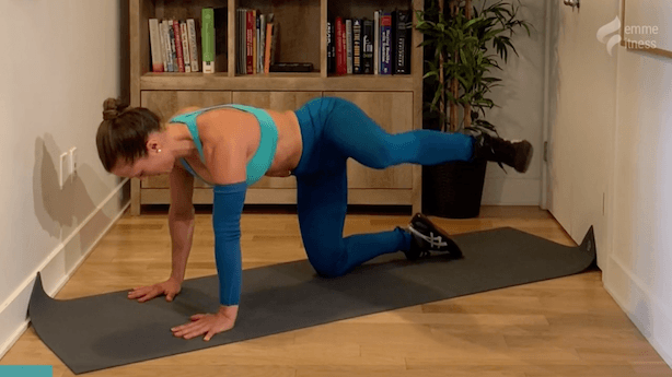 exercice du glute side raise
