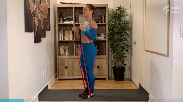 exercice du bicep curl en prise hammer