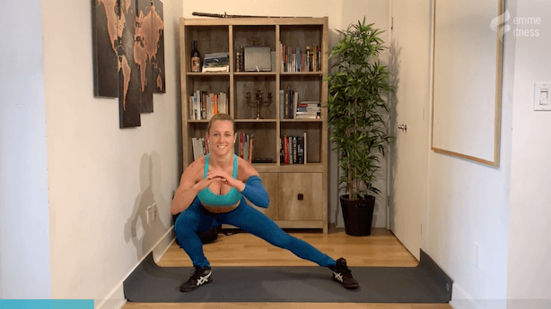 exercice du side squat