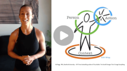 video person action context