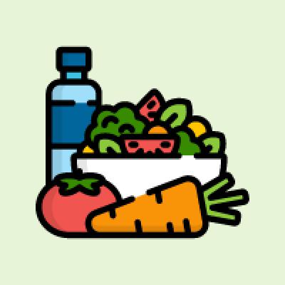 icon nutrition santé